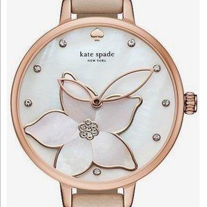 New Kate Spade Flower Watch